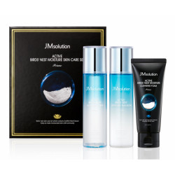 JM solution Active Bird's Nest Moisture Skin Care Set