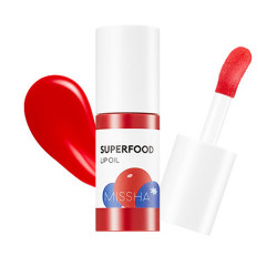 MISSHA SUPERFOOD BERRY LIP OIL