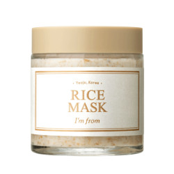 I'm From Rice Mask
