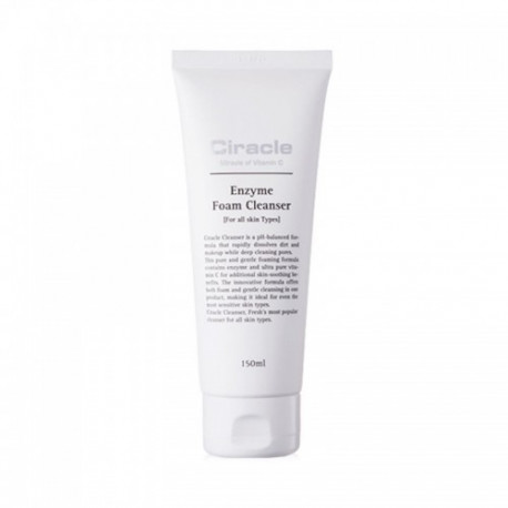 Ciracle Enzyme Foam Cleanser