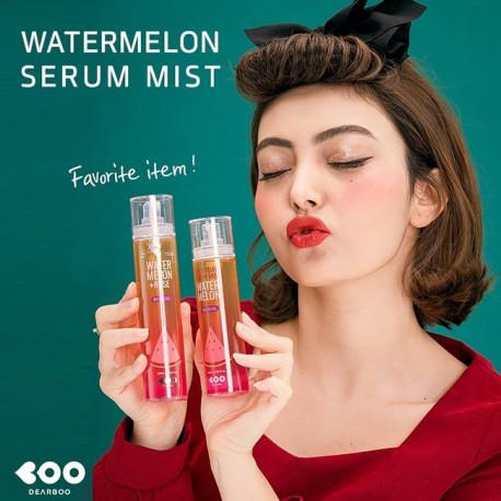 Dearboo Watermelon Moisturizing Everyday Serum Mist