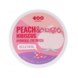 Dearboo Peach & Hibiscus Hydrogel Eye Patch