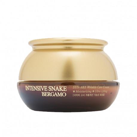 Bergamo Intensive Snake Synake Wrinkle Care Cream