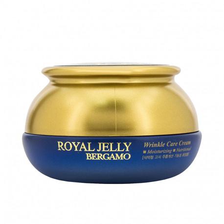Bergamo Royal Jelly Wrinkle care cream