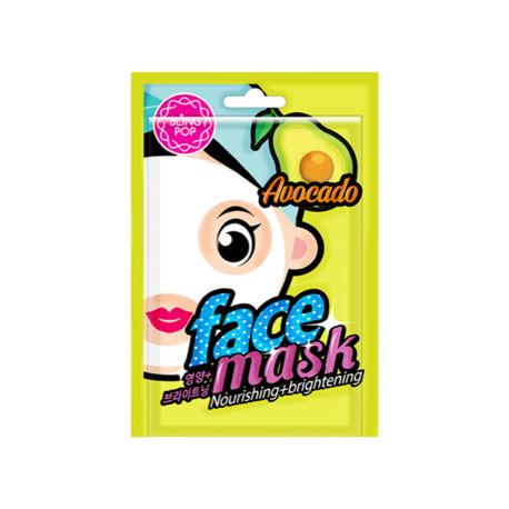 Bling Pop Brightening Face Masks
