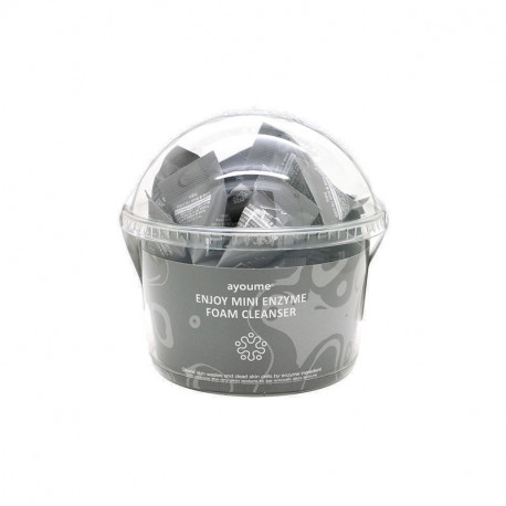 AYOUME Enjoy Mini Enzyme Foam Cleanser