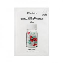 Jm Solution Derma Care Centella Repair Capsule Mask-Clear