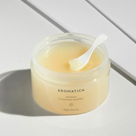 Aromatica Orange Cleansing Sherbet Miniature