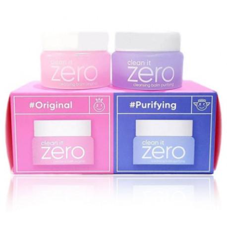 Banila Co Clean It Zero Cleansing Balm Duo Kit