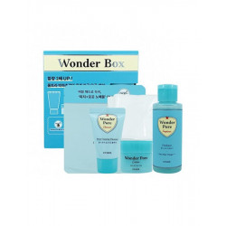Etude House Wonder Pore Skin Care Kit