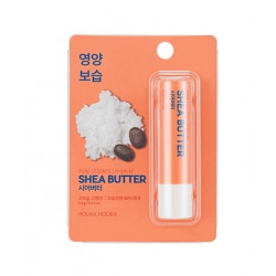 Holika Holika Pure Essence Shea Butter Lip Balm