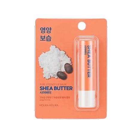 Holika Holika Pure Essence Shea Butter Lip Balm