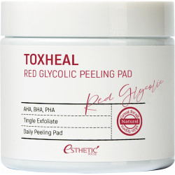 ESTHETIC HOUSE Toxheal Red Glyucolic Peeling Pad