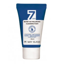 May Island 7Days Secret 4D Hyaluronic Cleansing Foam Miniature
