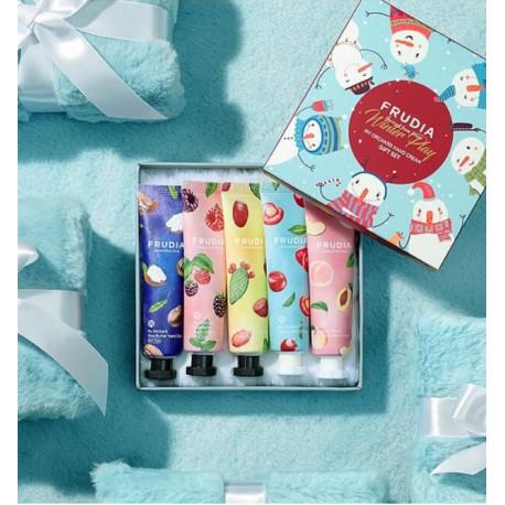 Frudia Winter Play My Orchard Hand Cream Gift Set