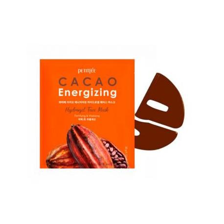 PETITFEE Cacao Energizing Hydrogel Face Mask
