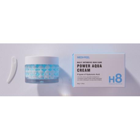 MEDI-PEEL Blue Aqua Tox Creme