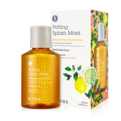 BLITHE Patting Splash Mask Energy Yellow Citrus&Honey