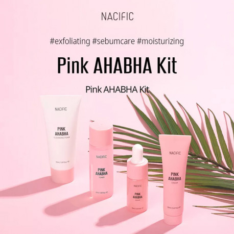 Nacific Pink AHABHA Kit