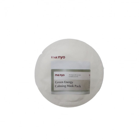 Пробник Manyo FACTORY Green Energy Calming Mask Pack 2 ml