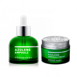 PROUD MARY AZULENE SET