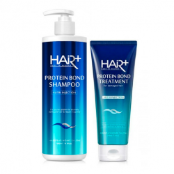 HAIR PLUS PROTEIN BOND SET