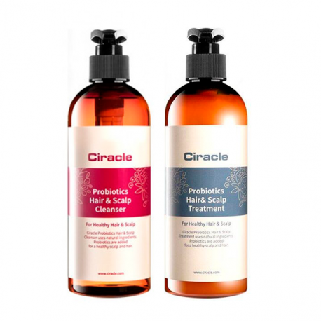 CIRACLE PROBIOTICS HAIR & SCALP SET