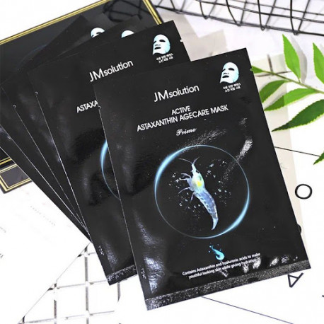 JM SOLUTION ACTIVE ASTAXANTINE AGECARE MASK PRIME