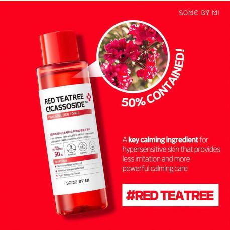 Some By Mi Red Tea Tree Cicassoside Final Solution Toner