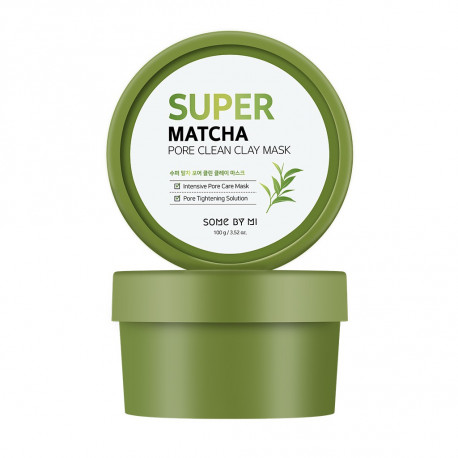 Some by mi Super Matcha Pore Clean Clay Mask, 100 ml
