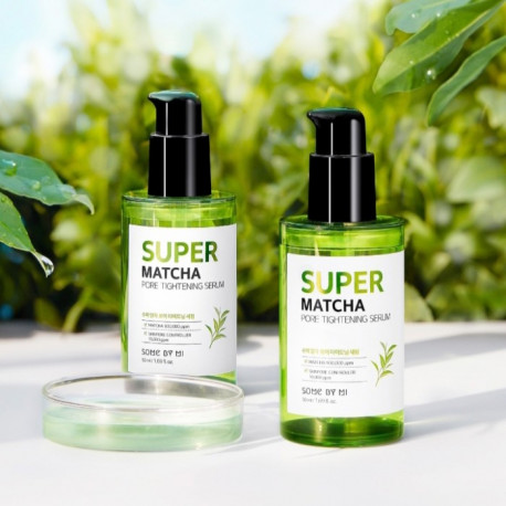 ‌Some By Super Matcha Pore Tightening Serum