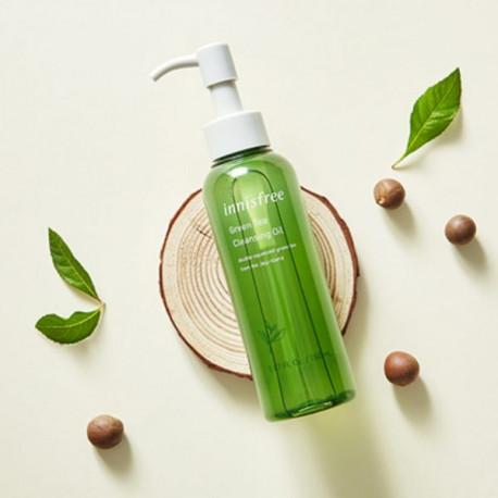Innisfree Green Tea Moisture Cleansing Oil