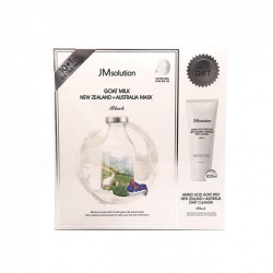 JM solution Goat milk New Zealand +Australia Mask