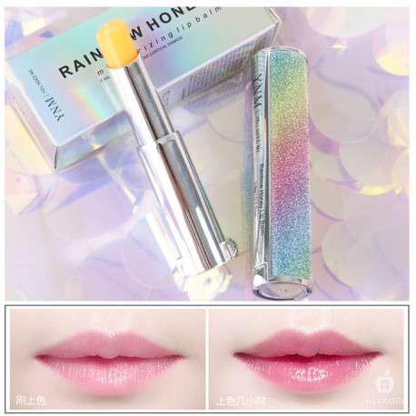 YNM Rainbow Honey Lip Balm