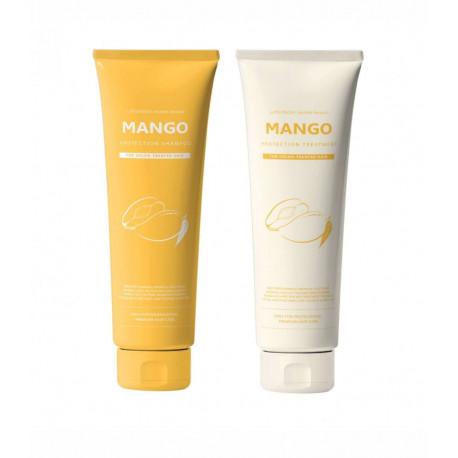 Pedison Mango SET Treatment & Shampoo Small Set