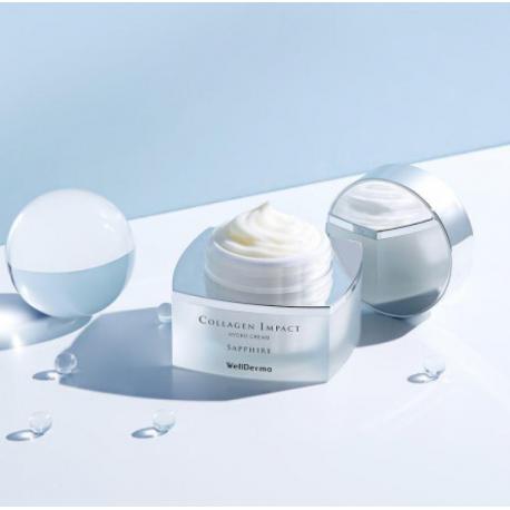 Wellderma Sapphire Collagen Impact Hydro Cream