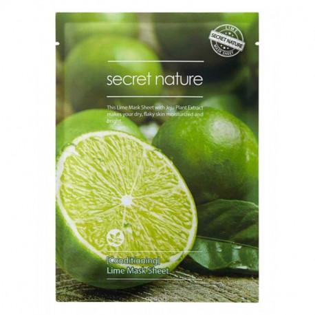 Secret Nature Mask Sheet