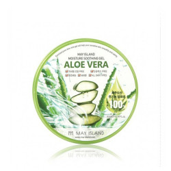 May Island - Aloe vera purity 100% soothing gel 300 ml