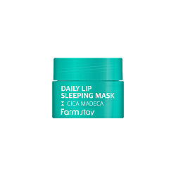 FarmStay Daily Lip Sleeping Mask Cica Madeca