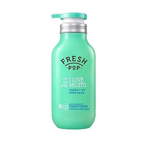 Fresh Pop Green Herb Recipe Conditioner