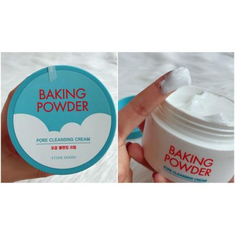 ETUDE HOUSE Baking Powder Pore Cleansing Cream
