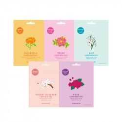 Baroness Flower Mask Sheet Peony