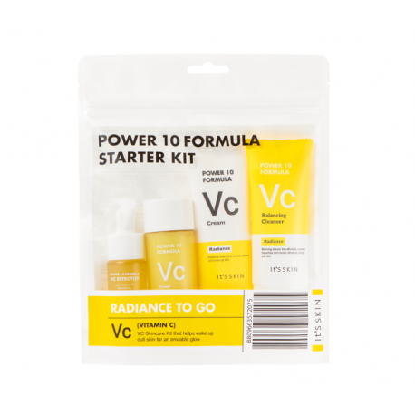 It's Skin POWER 10 FORMULA VC STARTER KIT
