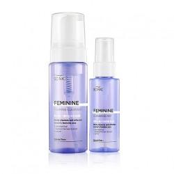 Scinic Feminine Cleansing Kit Foaming Cleanser +Mist