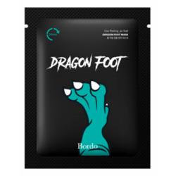 Bordo Dragon foot peeling mask
