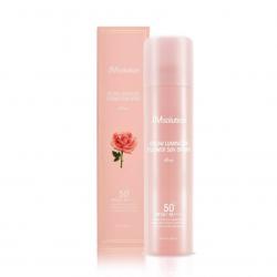 JMsolution Glow Luminous Flower Sun Spray SPF50+ PA++++