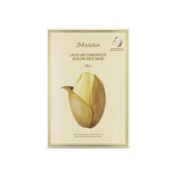 JMsolution Lacto Saccharomyces Golden Rice Mask