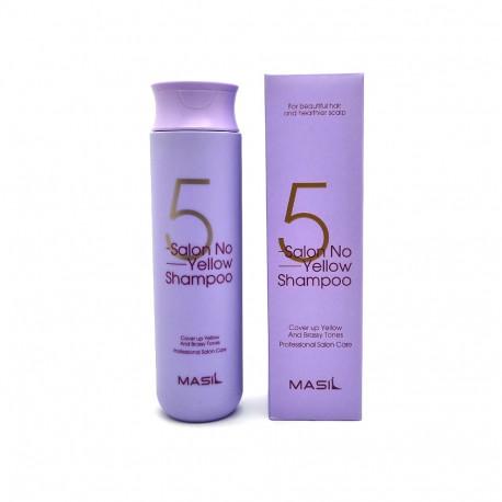 Masil 5 Salon No Yellow Shampoo 300ml