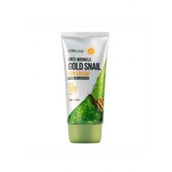 Lebelage Anti-Wrinkle Gold Snail Sun Cream SPF50+ PA+++