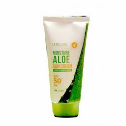 LEBELAGE Moisture Sun Cream Aloe SPF50+ PA+++